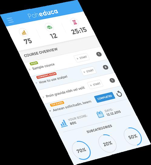 Poheduca Mobile Apps Design Development By E Legance Ios